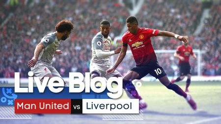 Sporting Life's live blog of Manchester United v Liverpool