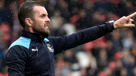 Luton Town manager Nathan Jones