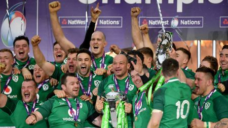 NatWest 6 Nations delight for Ireland