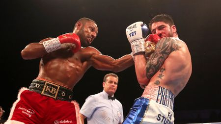 Kell Brook beat Michael Zerafa on points