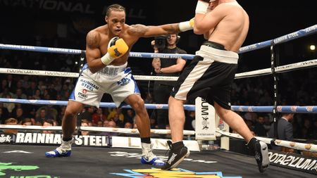 Anthony Yarde has a top-10 ranking