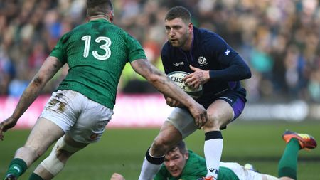Finn Russell starts at fly-half for Scotland against Ireland