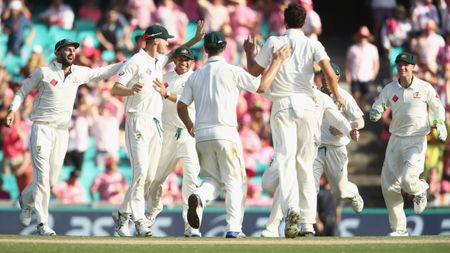 Australia are backed for Ashes success