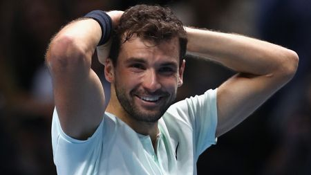 Grigor Dimitrov can't quite believe he's won