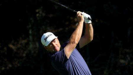 Graeme McDowell: Shares lead at halfway stage