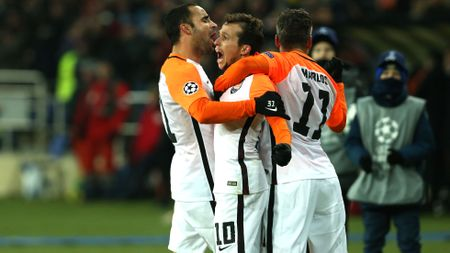Shakhtar brought an end to Man City's unbeaten run