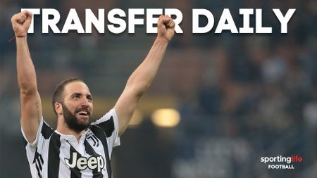 The latest transfer news for Friday July 20