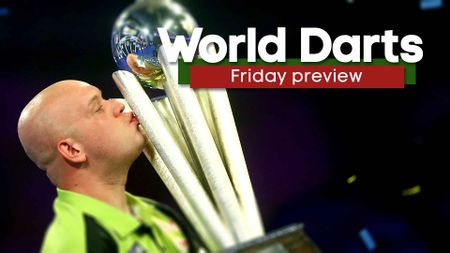 We look ahead to opening night of the World Darts Championship