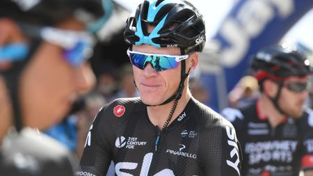 Chris Froome expects close friend Porte to be a threat this year