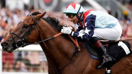 Sir Dancealot wins the Hungerford Stakes
