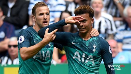 Dele Alli's new celebration has proved to be very popular