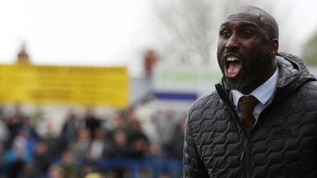 Sol Campbell has been appointed as the manager of Southend