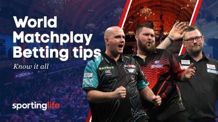 It might be worth looking for value prices ahead of the World Matchplay darts