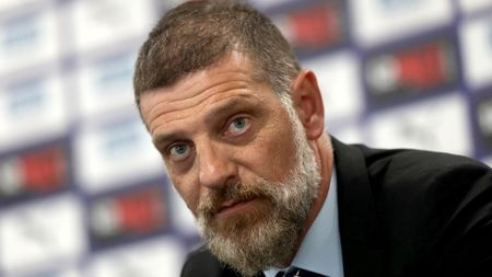 Slaven Bilic is unveiled as the new West Brom manager