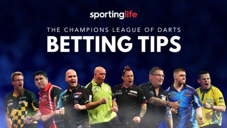 Who will win the Champions League of Darts?