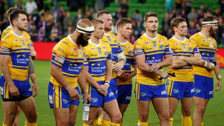 Leeds Rhinos reflect on their World Club Challenge defeat