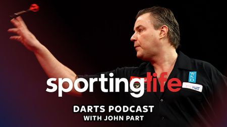 Listen to the Sporting Life Darts Podcast