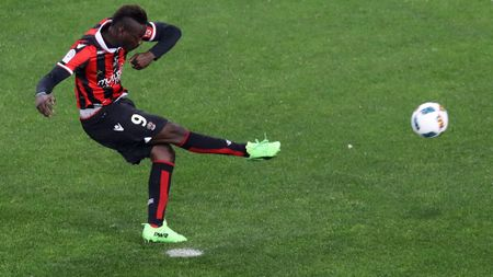 Mario Balotelli netted 15 times in France last season