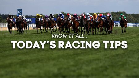 Check out our preview and tips for today's horse racing