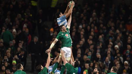 The Autumn Internationals move into a third week