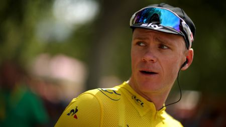 Chris Froome is eyeing more success