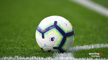 The Premier League ball