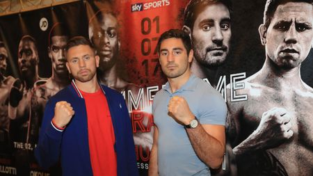 Ricky Summers (l) and Frank Buglioni