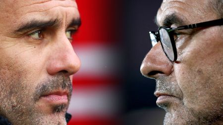 Pep Guardiola's Manchester City and Maurizio Sarri' Chelsea have both won the Carabao Cup five times