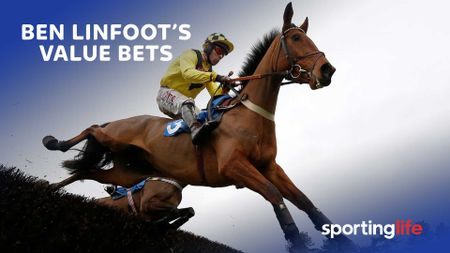 Check out Ben Linfoot's Value Bets this Saturday