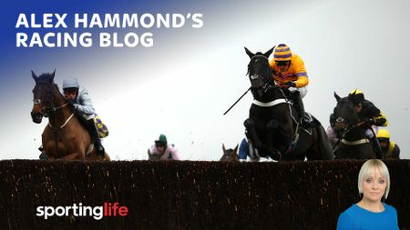 Read Alex Hammond's latest racing blog