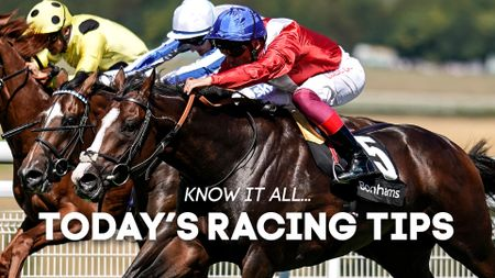 Check out all the latest selections for every meeting