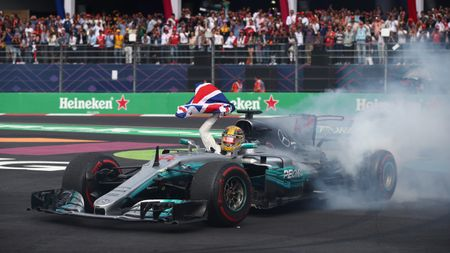 Lewis Hamilton is a four-time world champion