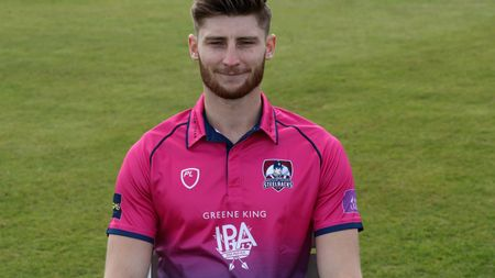 Rob Keogh has signed a new Northants deal