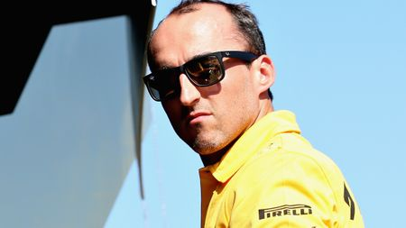 Robert Kubica is hoping for F1 return