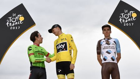 Chris Froome: 2017 Tour de France winner