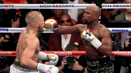 Floyd Mayweather was too good for Conor McGregor