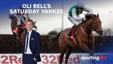 Oli Bell selects his Yankee for Saturday's racing