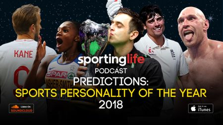 Who will be crowned Sports Personality of the Year on Sunday?