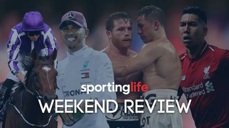 Check out our review of the weekend's sporting action