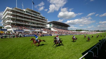 Win tickets to Epsom in our Racing TV competition
