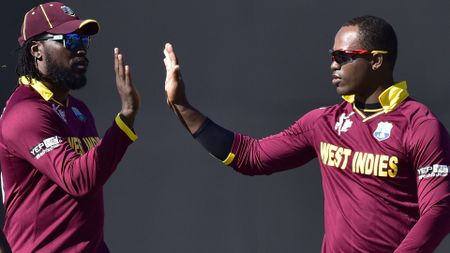 Recalled: Chris Gayle and Marlon Samuels