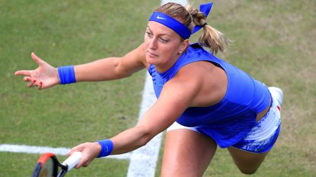 Petra Kvitova: Into the Aegon Classic final