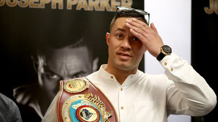 Joseph Parker has snubbed an offer from Eddie Hearn