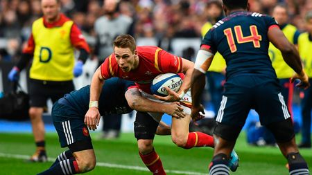 Liam Williams could miss All Blacks clash