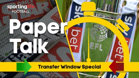 Paper Talk has all the latest football gossip from the back pages