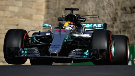 George Russell will get to drive the Mercedes F1 car
