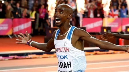 Sir Mo Farah: A British sporting legend