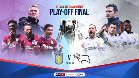 Sporting Life's Sky Bet Championship final guide for Aston Villa v Derby