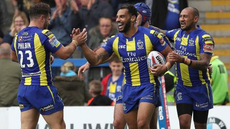 Warrington: May see their level drop this week