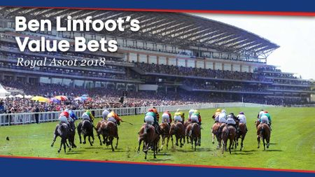Ben Linfoot has big-priced selections for the action at Royal Ascot